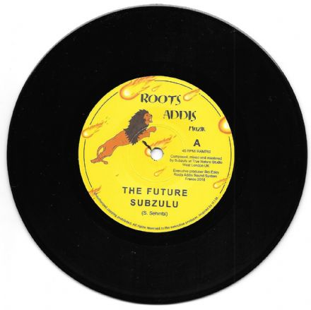 Subzulu - The Future / Dub The Future (Roots Addis Muzik) 7""